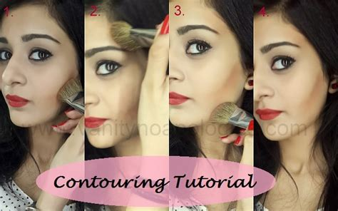 eyeshadow tutorial indian skin tutorial how to contour your face to look thinner
