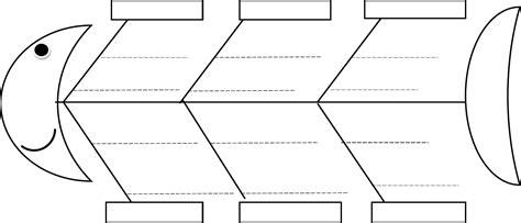 Blank Fishbone Diagram Template Word Online Calendar Templates Fishbone Diagram Template Free