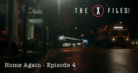 the x files home again episode 4 on edge tv