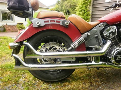 Indian Scout Review ? The Pillion Perspective   Pillioness