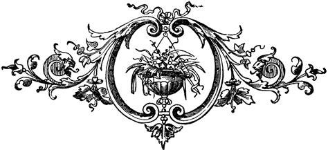baroque designs baroque printers ornaments frame the graphics fairy