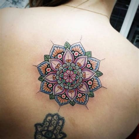50 mandala tattoo designs