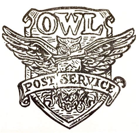 harry potter coloring book owl post reserved owl post st carved posts sting