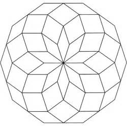 geometric designs to color free printable geometric coloring pages for adults