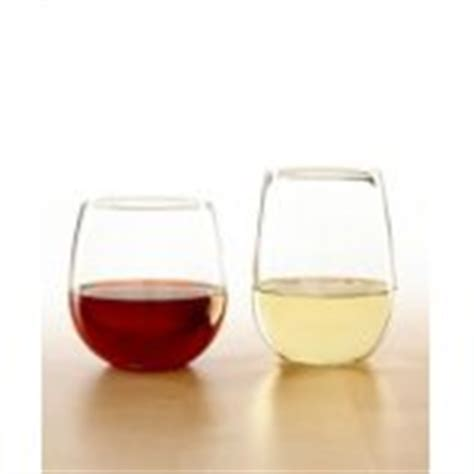 wine glass without stem stemless wine glasses