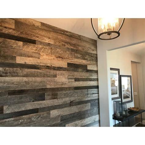 Wood Planks Wall Design