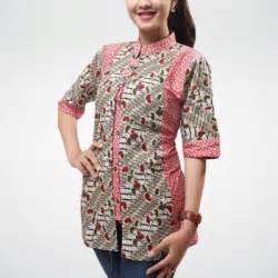 Kemeja Danar Hadi Pe 001 batik wanita 001 toserba234