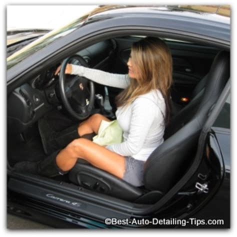 cleaning leather upholstery car how to clean car upholstery can be much easier than you