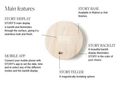 flyte clock story the levitating timepiece by flyte kickstarter