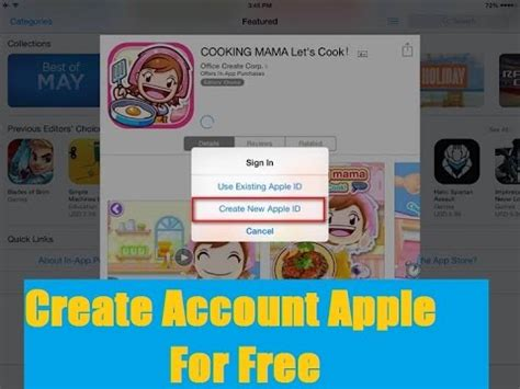 how to make apple id for free without credit card how to create apple id for free on iphone