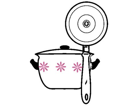 dibujos infantiles utensilios de cocina dibujos de implementos de cocina imagui