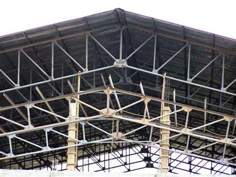 Baja Ringan Konstruksi Pabrik perusahaan konstruksi baja besi konstruksi baja