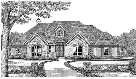 french dream 8149 4 bedrooms and 3 baths the house building code bathroom vanity woodworking projects plans