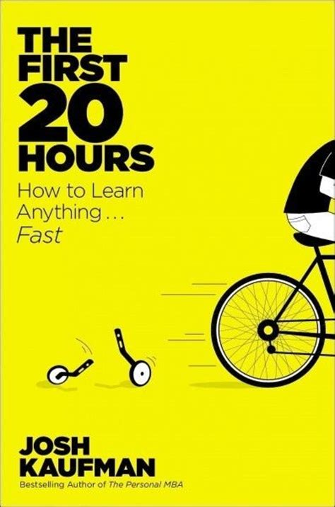 the first 20 hours josh kaufman hardcover new ebay