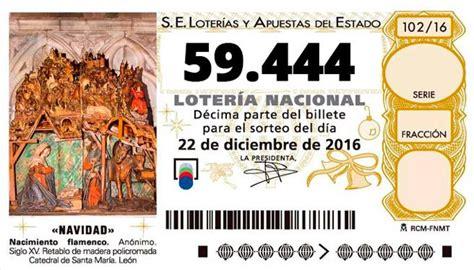 cuarto premio loteria navidad cuartos y quintos premios de la loter 237 a de navidad 2016