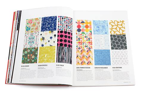 design pattern guide uppercase magazine special guide surface pattern design