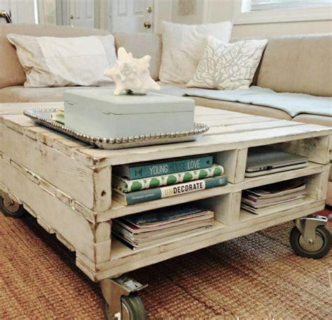 Supérieur Table Basse Jardin Ikea #4: table-basse-en-palette-salon-jardin-deux-etages1.jpg
