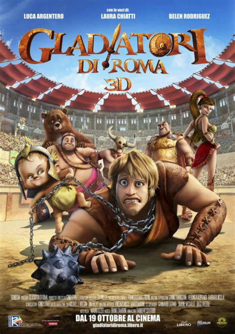 Film Gladiatori | gladiatori di roma film 2012