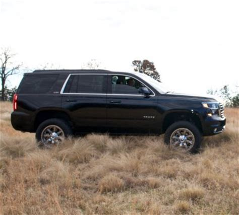 show off your 2015+ leveled tahoes and yukons! | page 4