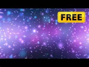 free motion background purple glitters