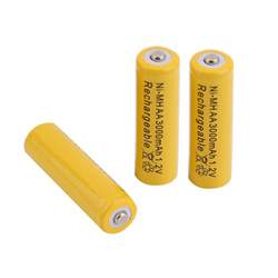 aa rechargeable batteries for solar lights 40 aa rechargeable batteries nicd 600mah 1 2v garden solar
