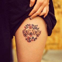 animal tattoo nj 17 incredibly cool dog tattoos ever doggy lover will want