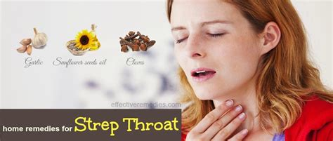37 home remedies for strep throat relief in adults