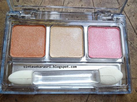 Eyeshadow Wardah Seri I sintas wardah eyeshadow i