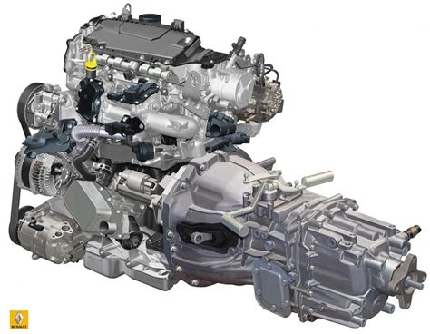 renault motor renault presents the 2 3 dci diesel engine autoevolution