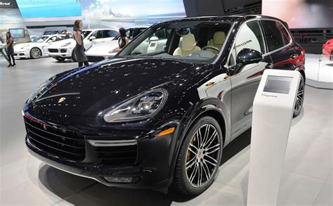 Porsche Cayenne Reviews Porsche Cayenne Redesign Autos Post