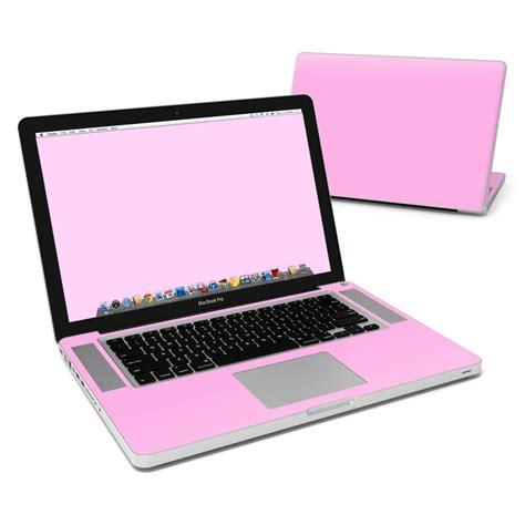 Apple Pink Macbook Pro solid state pink macbook pro 15 inch skin istyles
