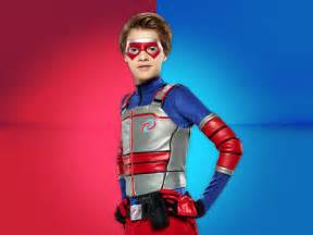 henry danger meet the characters from henry danger