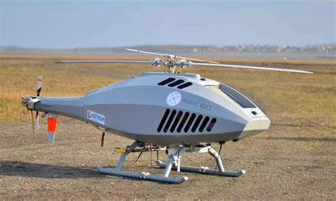 Drone Helicopter cybaero receives 100m contract for 70 uav helicopters
