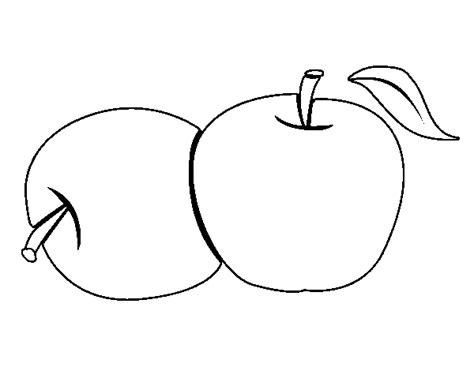 imagenes para colorear una manzana desenho de dois ma 231 227 s para colorir colorir com