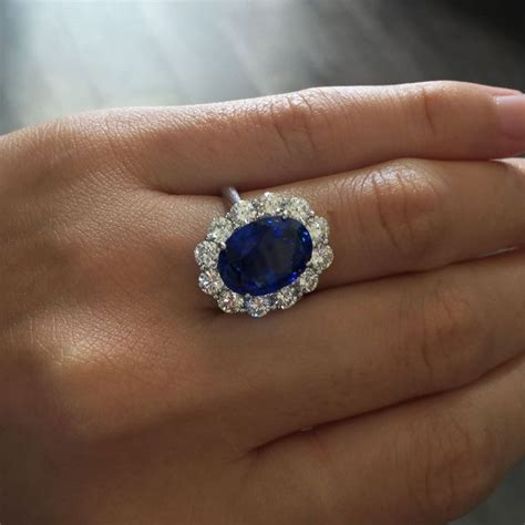 Sapphire Engagement Rings by 17 Best Ideas About Sapphire Engagement Rings On