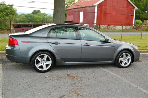 grey honda 2005 acura tl automatic related infomation specifications