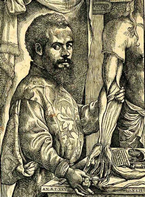 a portrait of the artist as a books andreas vesalius