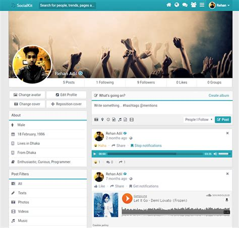 best social networking script 41 best social network scripts create your own social