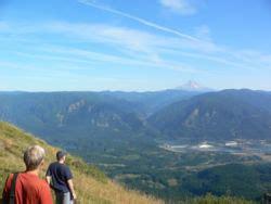 table mountain hiking in portland oregon and washington