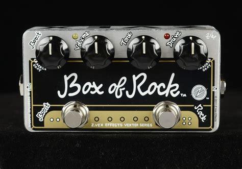 format audio dca zvex box of rock vexter image 915225 audiofanzine