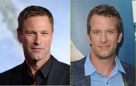 aaron eckhart y thomas jane actrices y actores clonados o parecidos taringa