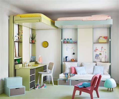 chambre d enfant chambre d enfants gain de place chambre d enfant