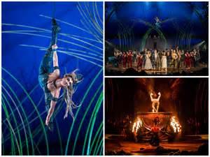 Cirque Du Soleil Cirque Du Soleil S Amaluna Californian In