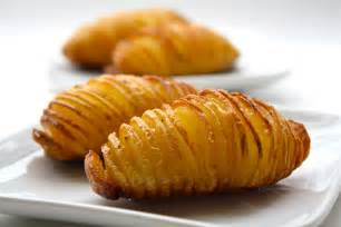 epicurus com recipes hasselback potatoes