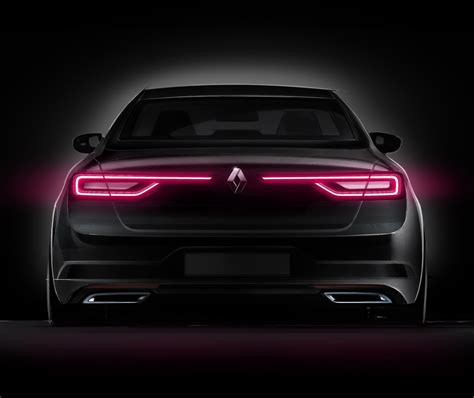 renault talisman 2016 renault talisman stands out with bold design and