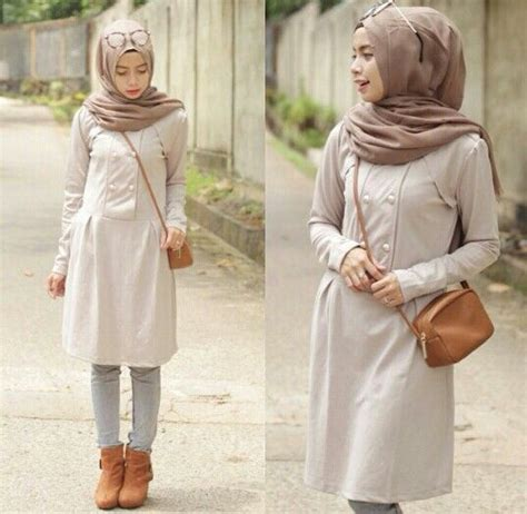 Riana Maroon Dress Pesta Hijabers Mewah foto terbaru gaya modern dan modis untuk hijabers