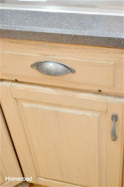 how to seal painted kitchen cabinets homeroad chalk painted kitchen cabinets