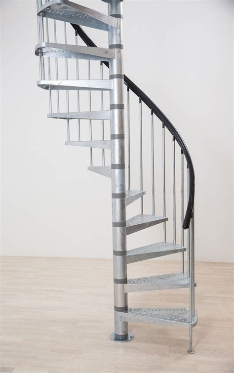 spiral staircase dolle toronto v3 spiral stair kit available in 2