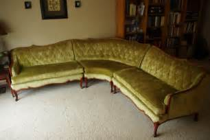 Vintage Sectional Sofas Classified Ads Vintage Provincial Sectional Bel Air News Views
