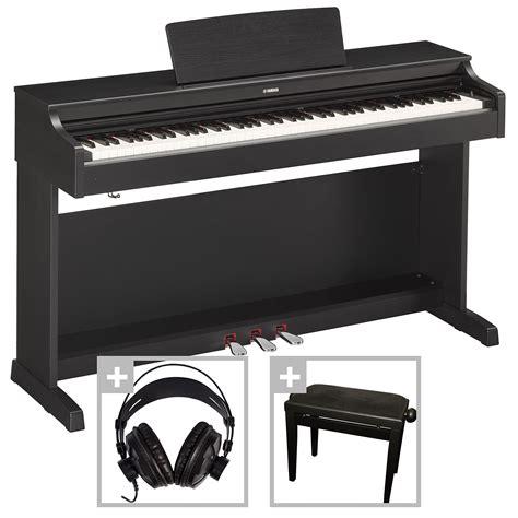 Keyboard Yamaha Arius yamaha arius ydp 163 b set 171 digital piano